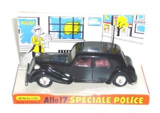 Citroën et la Police Minial11