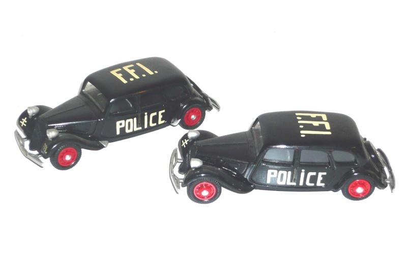 Citroën et la Police P1020312