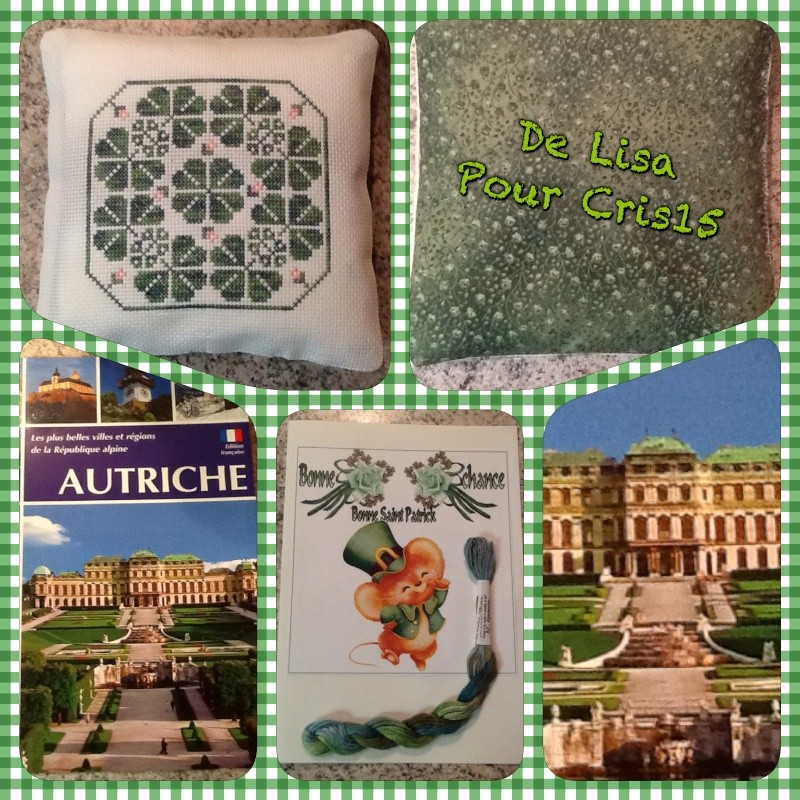 *** Photos échange de la St Patrick = Petit vert *** Image15