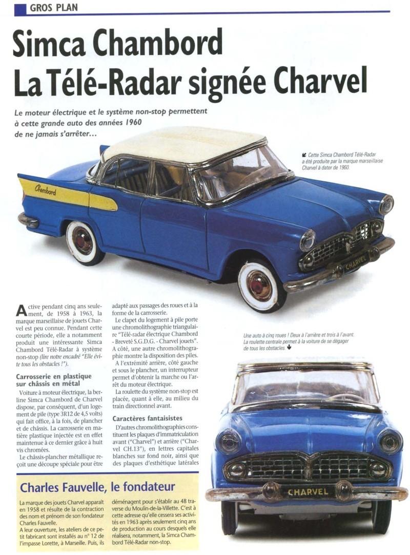 Simca Chambord Charvel Charve30