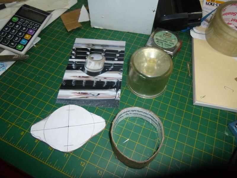 L'équipement de mon projet Ecto 1 - Page 13 P1000910