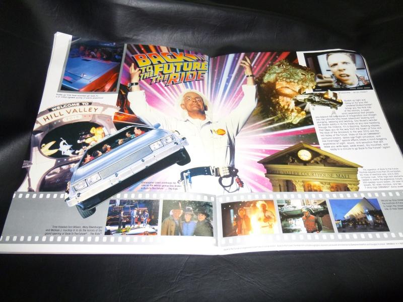 livre souvenir Universale studio Florida 1992,sos fantomes  P1000924