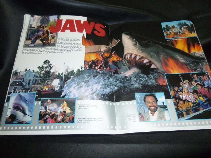 livre souvenir Universale studio Florida 1992,sos fantomes  P1000925