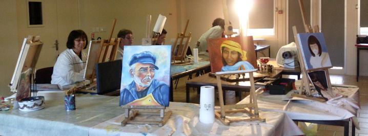 Ateliers 2012-2013 .... travail en cours .... Gennes11