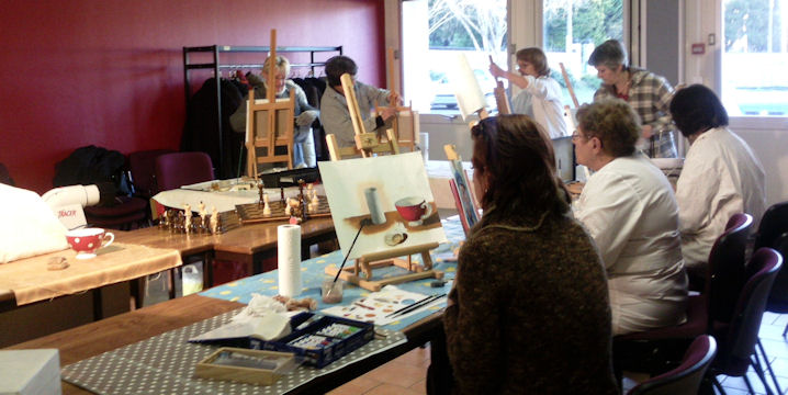 Ateliers 2012-2013 .... travail en cours .... Gennes17