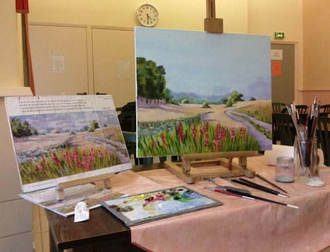 Ateliers 2012-2013 .... travail en cours .... Margue11