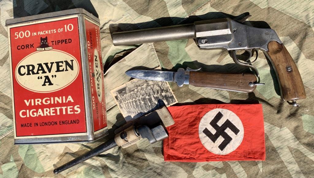 Mes dernières rentrées : brassard NSDAP, couteau à gravité,...  Img_4810