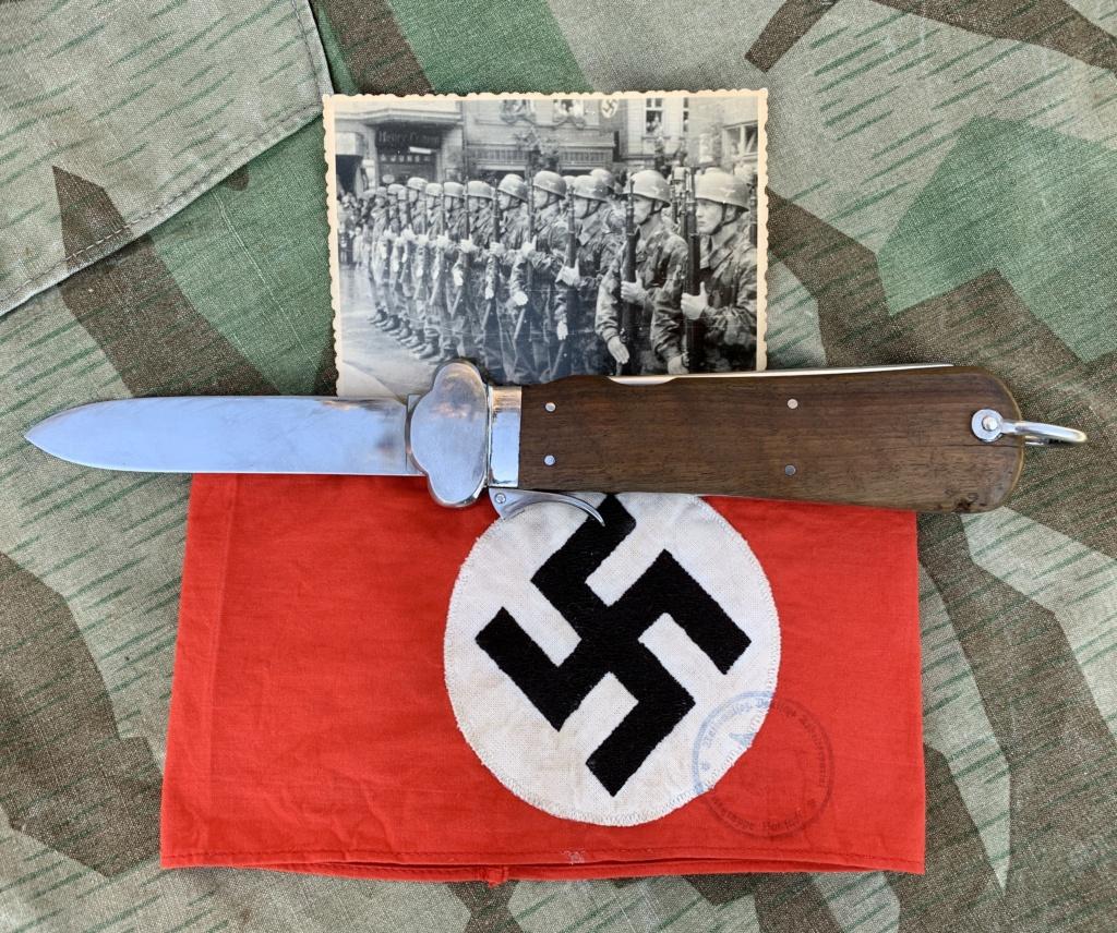 Mes dernières rentrées : brassard NSDAP, couteau à gravité,...  Img_4812