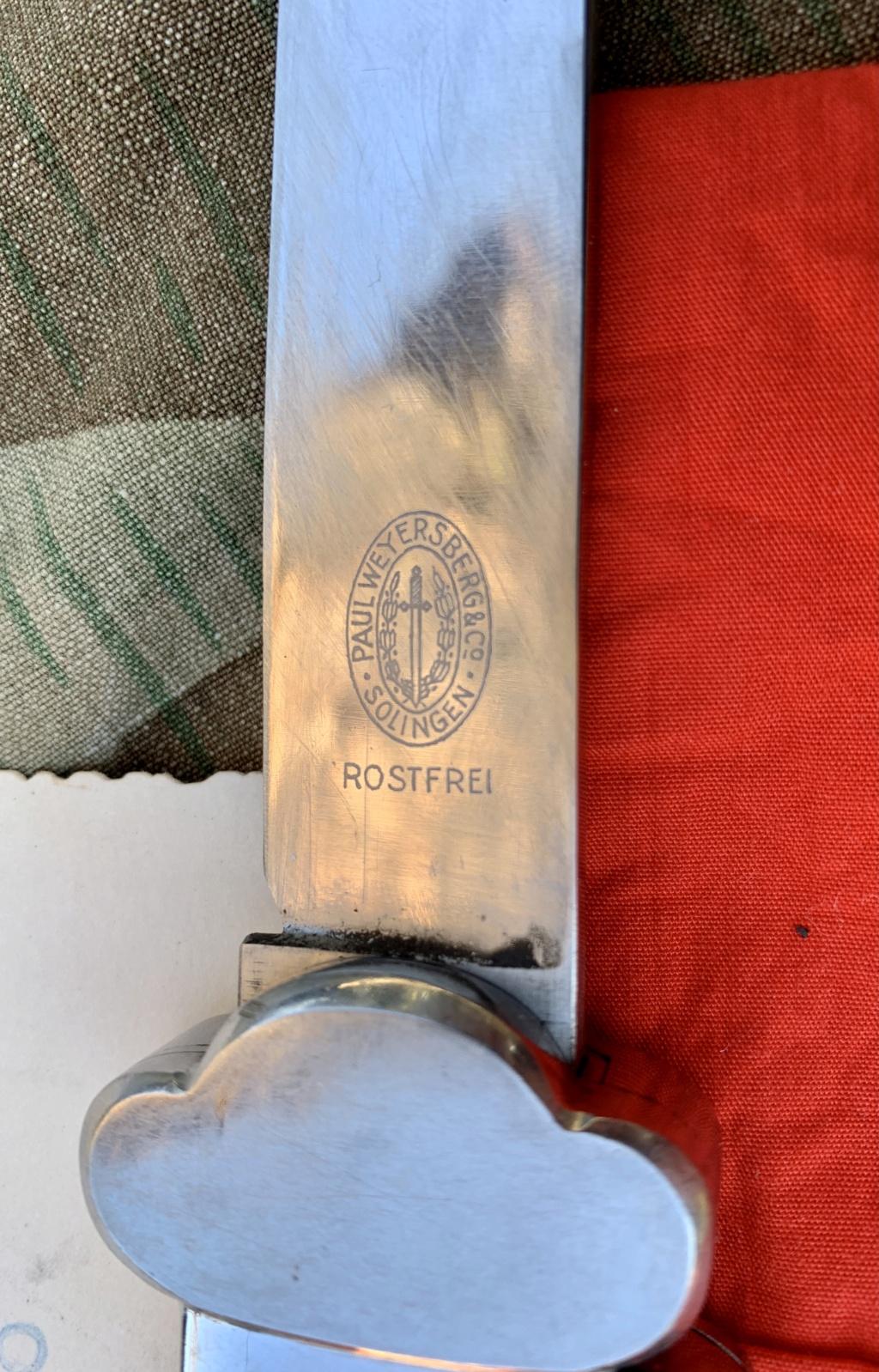 Mes dernières rentrées : brassard NSDAP, couteau à gravité,...  Img_4813