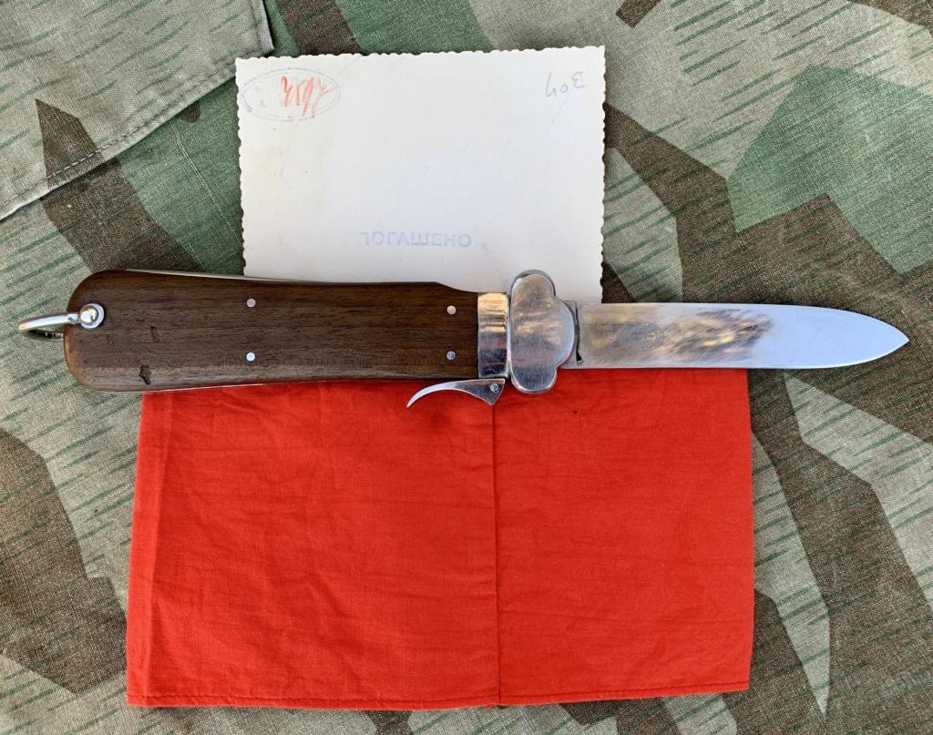 Mes dernières rentrées : brassard NSDAP, couteau à gravité,...  Img_4814