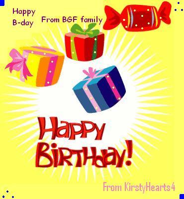 december 23 birthdays! :] Bday_g10