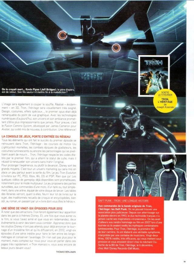 Tron, l'Héritage [Disney - 2011] - Page 26 Tron0113