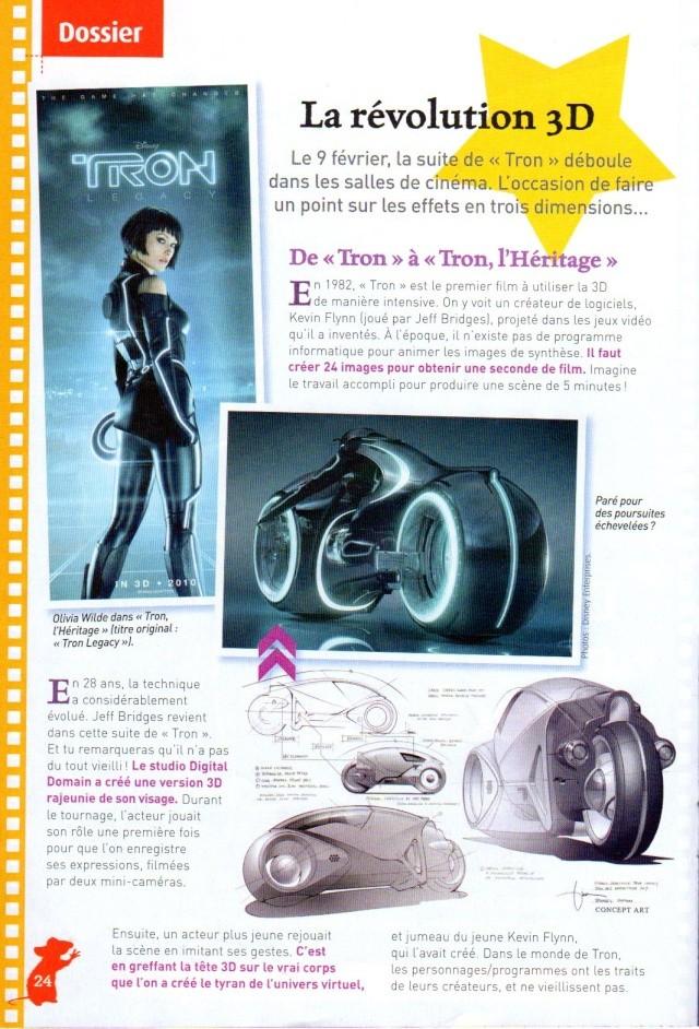 Tron, l'Héritage [Disney - 2011] - Page 26 Tron0116