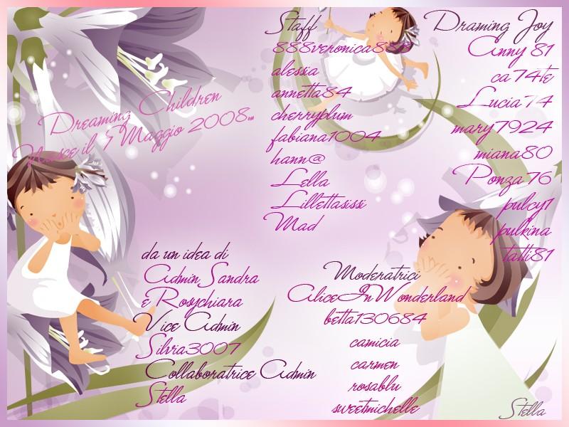 Forum gratis : Dreaming children - Portale Cartel14