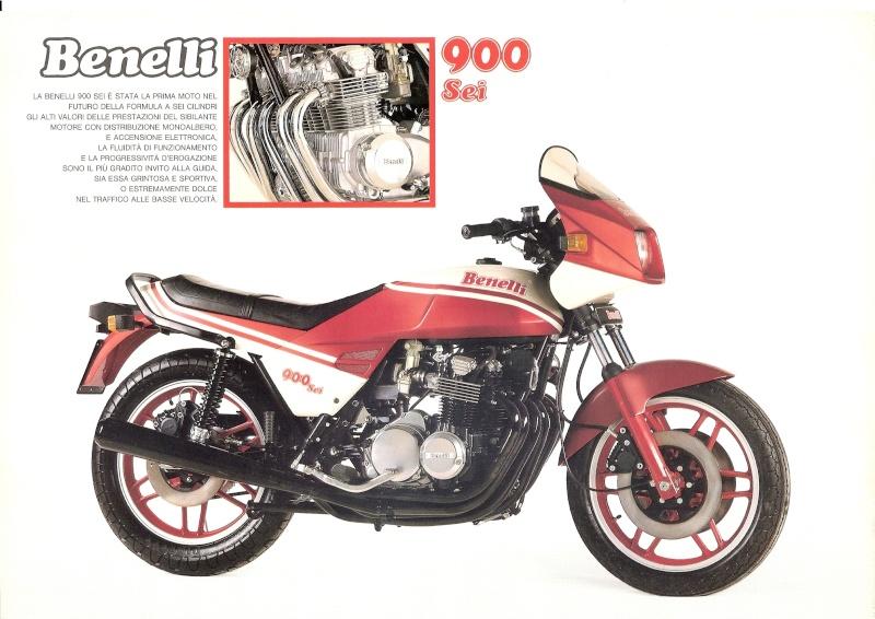 BELLA BENELLI SEI 900sei11