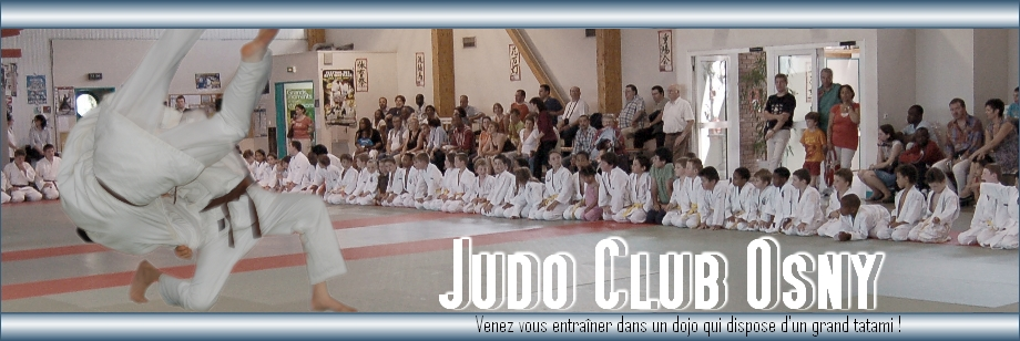 Judo Club Osny