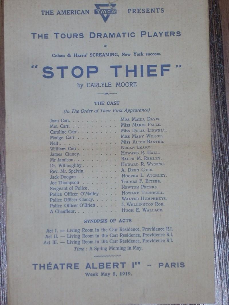 du papier de 1919 Dscn0618