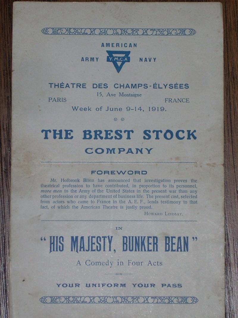 du papier de 1919 Dscn0619