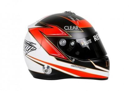 Test F.1 a Barcellona  Kimi-r11
