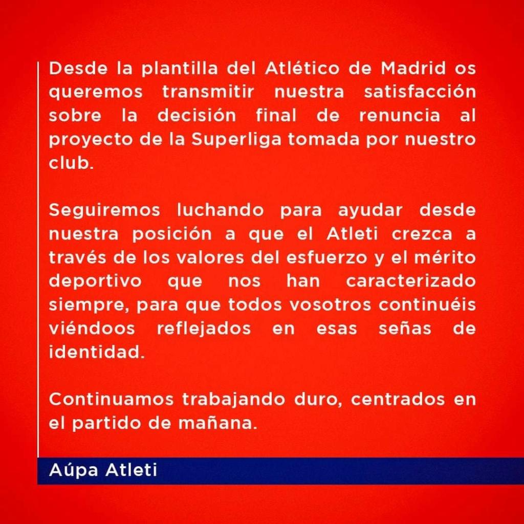 Atletico De Madrid - Página 19 17625510