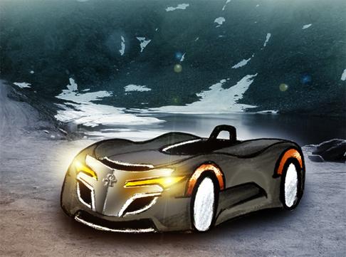 Future Cars: FC5 Akenat10