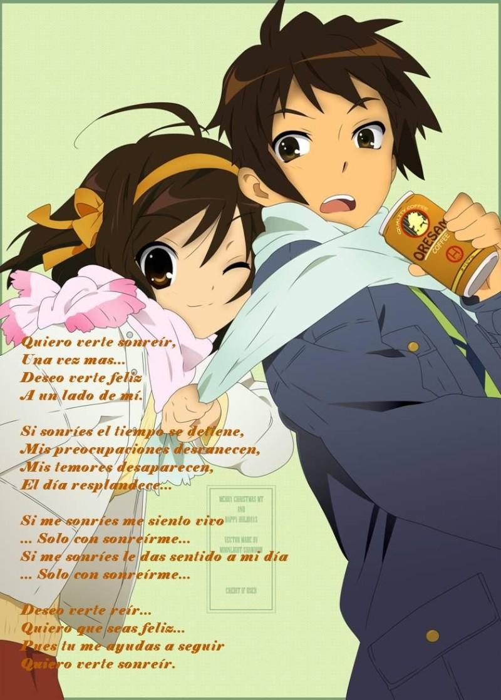 Quiero Verte Sonreir Haruhi10