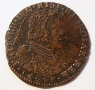 Jeton Felipe IV 1652 J_feli10