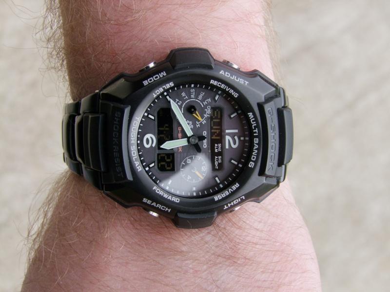 La plus belle des G-Shock : votre avis Gw-25051