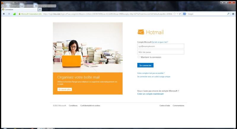 Hotmail rebaptisé Outlook.com - Page 4 13-03-11