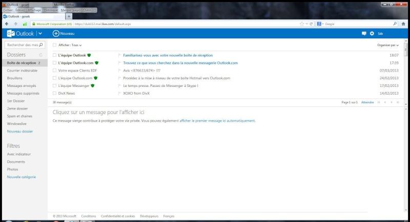 Hotmail rebaptisé Outlook.com - Page 4 13-03-12