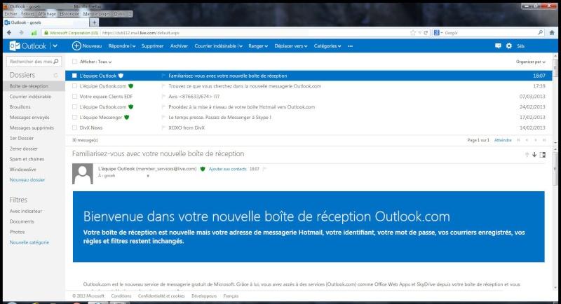 Hotmail rebaptisé Outlook.com - Page 4 13-03-13