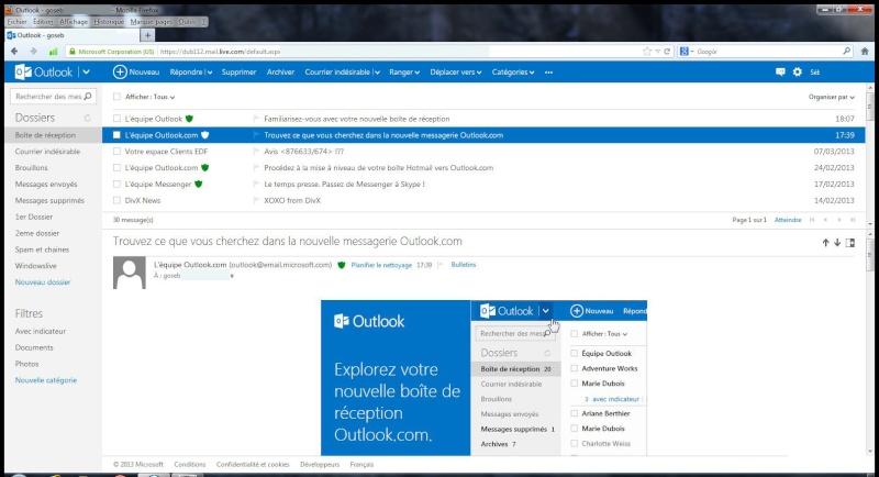 Hotmail rebaptisé Outlook.com - Page 4 13-03-14
