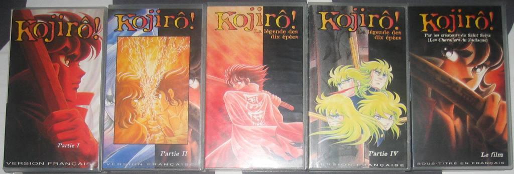 Kojiro - La légende des dix épées Kojiro10