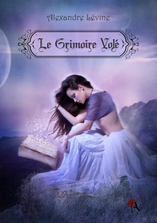 LE GRIMOIRE VOLE d'Alexandre Lévine Le_gri10