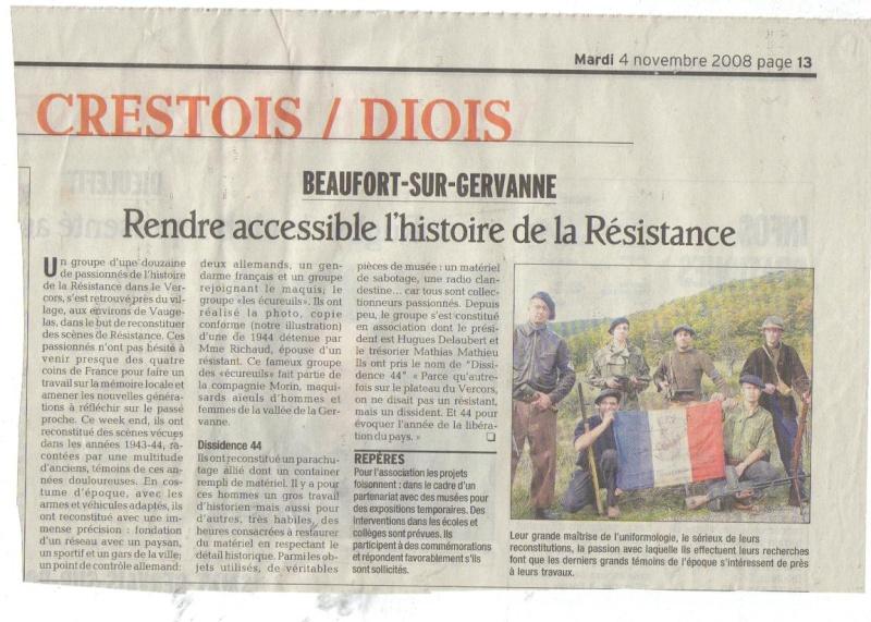 """NOUS :  """"Dissidence44"""" - qui sommes nous? Dl10"""