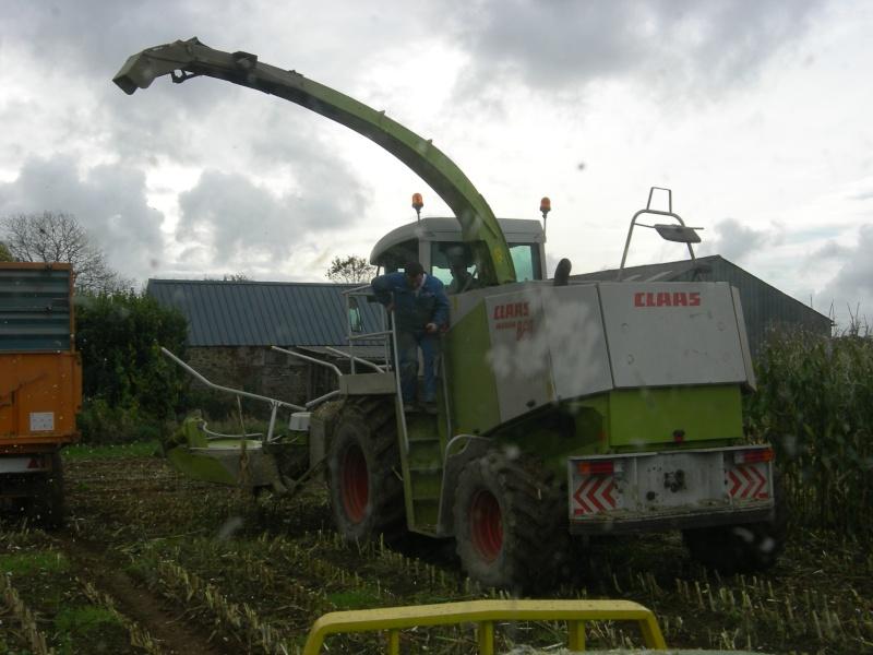 Ensilage de maïs 2008 - Page 6 Dscn6223