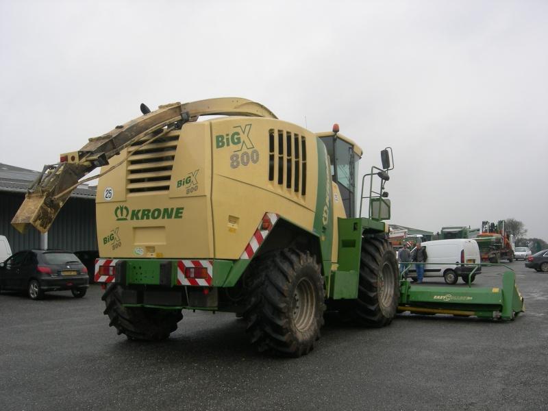 Démonstration - Krone Big X 800 - 3/11/08 - Ploudaniel (29) Dscn6516