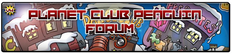 Planet Club Penguin v4 Fórum