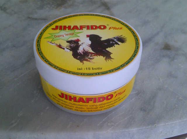 SUPLEMEN yang cocok untuk ayam Pagade15