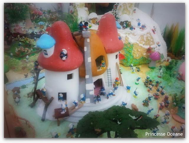village - Un village trop schtroumpfant ! 211