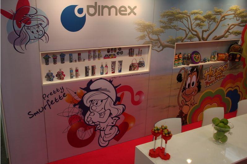 [adimex] cosmétique et produits pour le bain schtroumpfs (Belgique) Gamme10