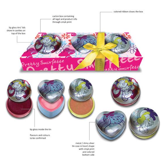 [adimex] cosmétique et produits pour le bain schtroumpfs (Belgique) Gamme_18