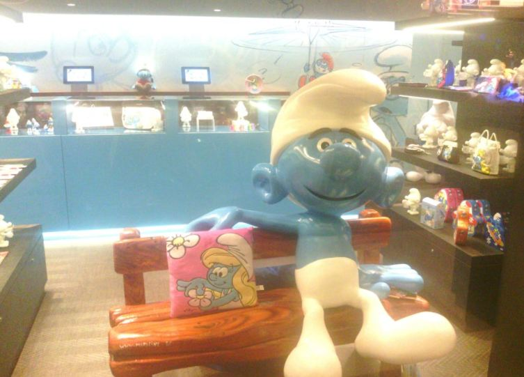 Smurf store (bruxelles) Smurf_28