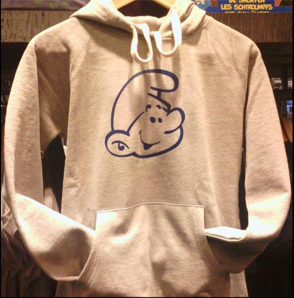 Smurf store (bruxelles) T310
