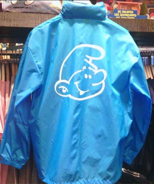 Smurf store (bruxelles) T410