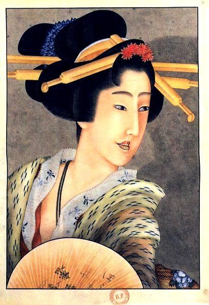 Японская гравюра - Страница 2 Image018