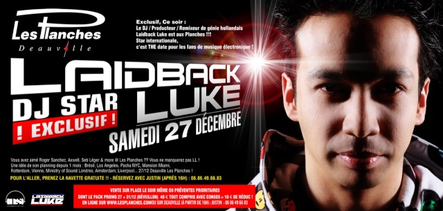 LAIDBACK LUKE 27/12/2008 AUX PLANCHES - DEAUVILLE Photo_10