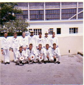 [Les traditions dans la Marine] Le passage à la chambre d'avancement - Page 3 La_cha14