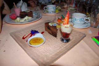 Nouvelle et novice Desser10