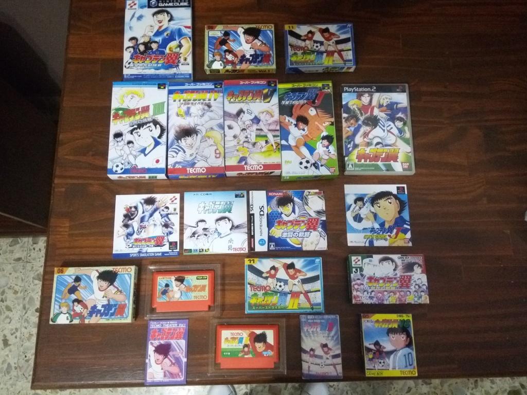 Colección Personal Captain Tsubasa 112